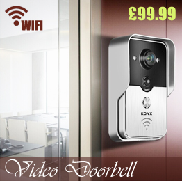 KONX KW01 Intercom Smart WiFi Video Doorbell