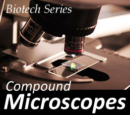 Compound Microscopes Biotech Series
