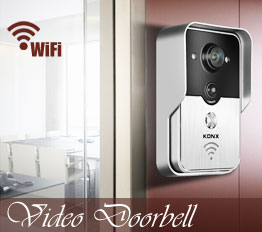 KONX KW01 Intercom Smart WiFi Video Doorbell