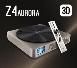 XGIMI Z4 Aurora WiFi Android 3D Smart LED Projector | PRHO-012