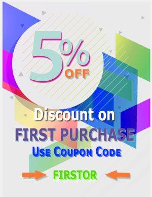 5% OFF | Promo Banner
