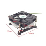 Intel Socket LGA115X Low Profile 28mm CPU Cooler Heatsink-CFHO-006