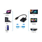 AG6200 Full-HD 1080P HDMI to VGA Adapter Converter-DSEL-002