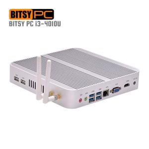 4th Gen. Intel i3-4010U WiFi HD 4400 1.7GHz Fanless Mini PC