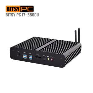 5th Gen. Intel i7-5500U WiFi HD 5500 3.0GHz Fanless Mini PC