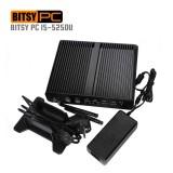 5th Gen. Intel i5-5250U WiFi HD 6000 2.70GHz Fanless Mini PC-MNHO-044