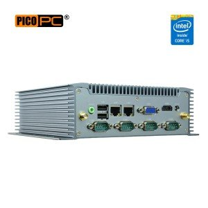 Intel® Core™ i7-5500U 6 LAN Fanless Firewall Router-MNHO-065