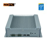 Intel® i5-3317U 2.60GHz HD 6 COM 2 LAN Fanless Industrial PC-MNHO-065
