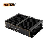 8th Gen Intel i3-8130U 6 COM 3 Display Fanless Industrial PC-MNHO-076