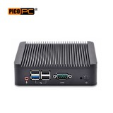 Intel® J1900 4 Core WiFi COM HD Dual Display Fanless Mini PC-MNHO-080