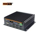 8th Gen. Intel® i7-8565U 10 COM Fanless Industrial Mini PC-MNHO-082
