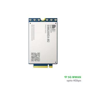 SIMCOM SIM8200EA‐M2 upto 4Gbps M.2 5G WWAN Module Multi‐Band NR/LTE-NWEL-026