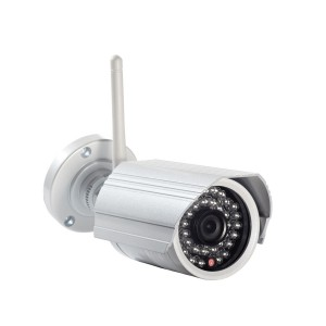 Outdoor Weatherproof PoE WiFi Bullet IP Camera-OBTS1502