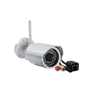 WiFi IP66 Weatherproof Bullet IP Network Camera-OBTS1601