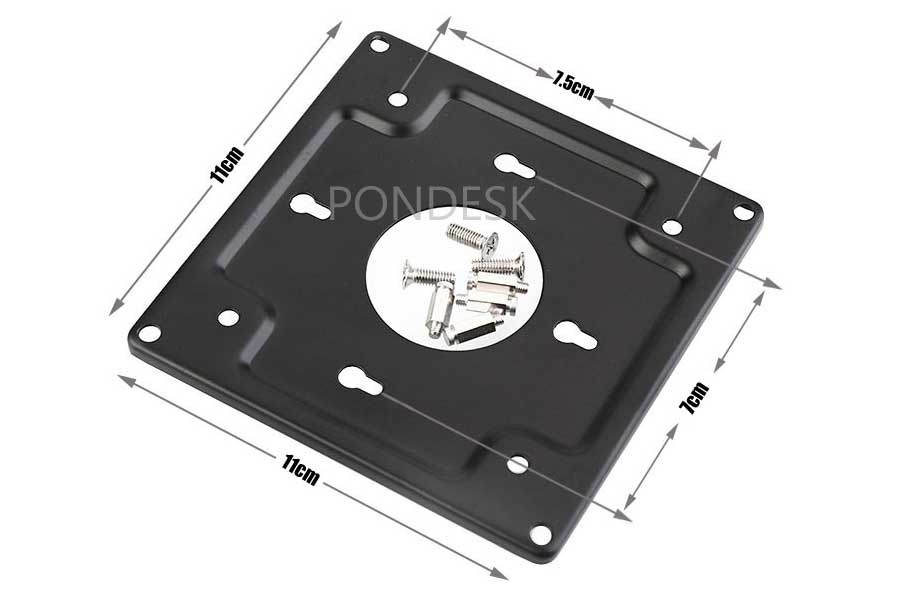 Mini PC VESA Mounting Bracket - ORHO-002 | Image
