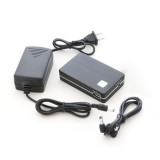 DC 12V 5V Compact Rechargeable 8000mAh Mini UPS Power Bank-PBEL-003