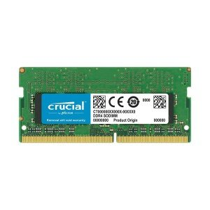Crucial 4GB DDR4-2133MHz SODIMM Memory - CT4G4SFS8213-RMHO-004
