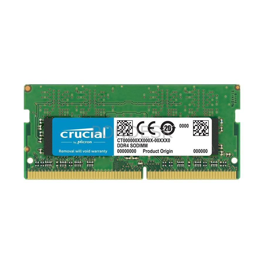 Crucial 4GB DDR4-2133MHz SODIMM Memory - CT4G4SFS8213