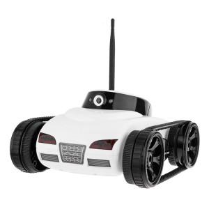 WiFi I-SPY Transmission Tank Car Toy With Camera-RTHC-001