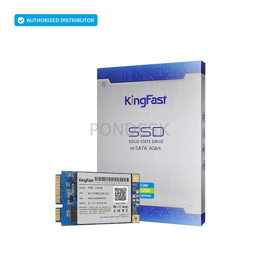 KingFast 512GB MLC mSATA3 SSD Notebook Storage Drive
