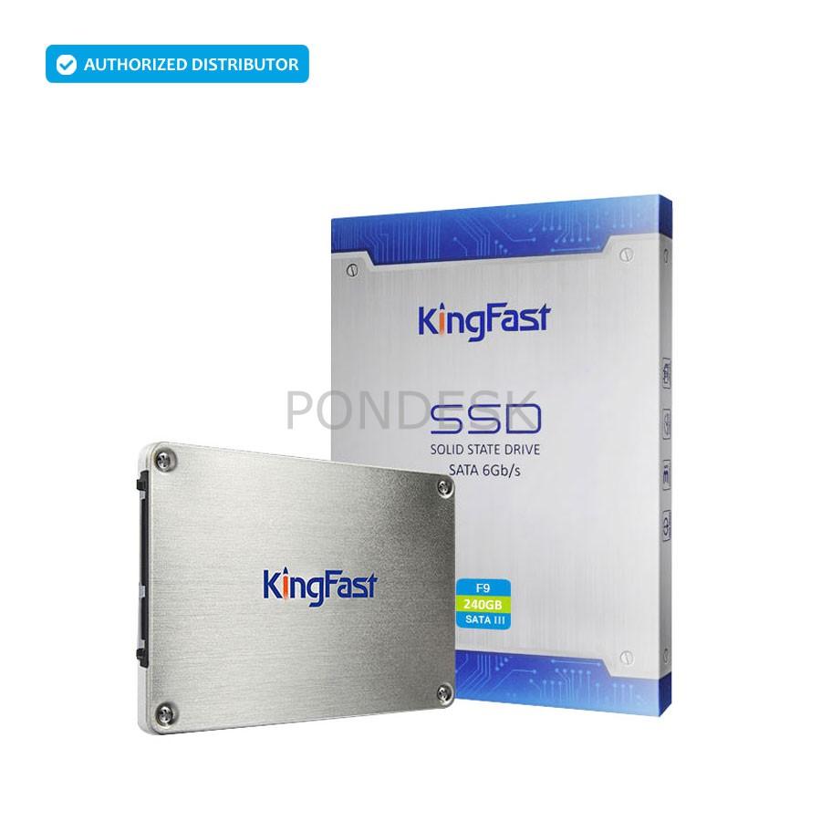 KingFast 240GB 2.5 Inch SATAIII Laptop/Notebook SSD Drive