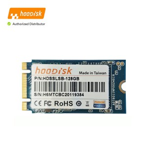 HooDisk 128GB M.2 SATA3 42mm SSD Storage Drive