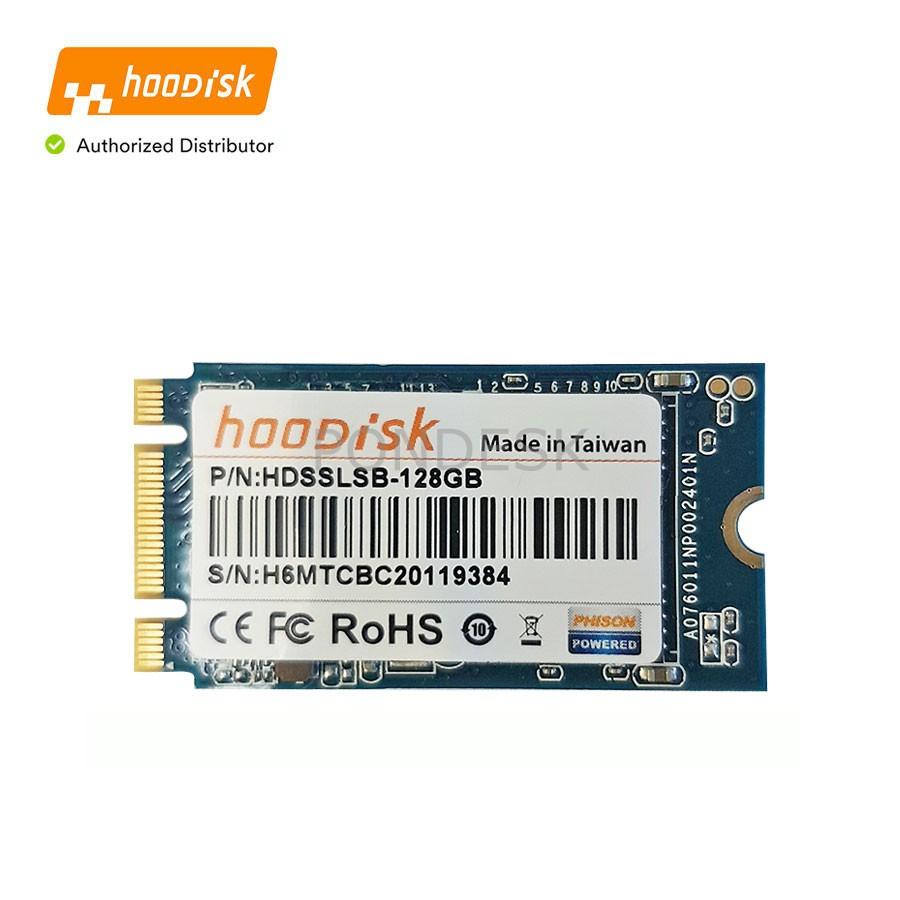 HooDisk 128GB M.2 SATA3 42mm SSD Storage Drive