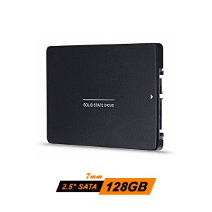 "128GB 2.5"" SATA 3.0 SSD 3D NAND Laptop Solid State Drive-UDHO-046"