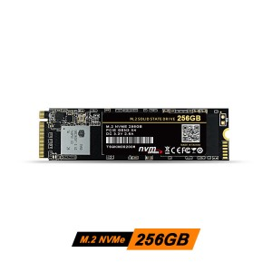 256GB M.2 2280 PCIe X4 NVMe Internal Solid State Drive